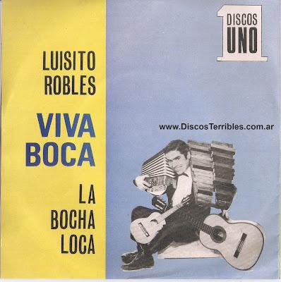 Luisito Robles Viva Boca