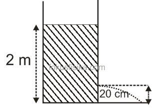 tangki bocor dalam fisika