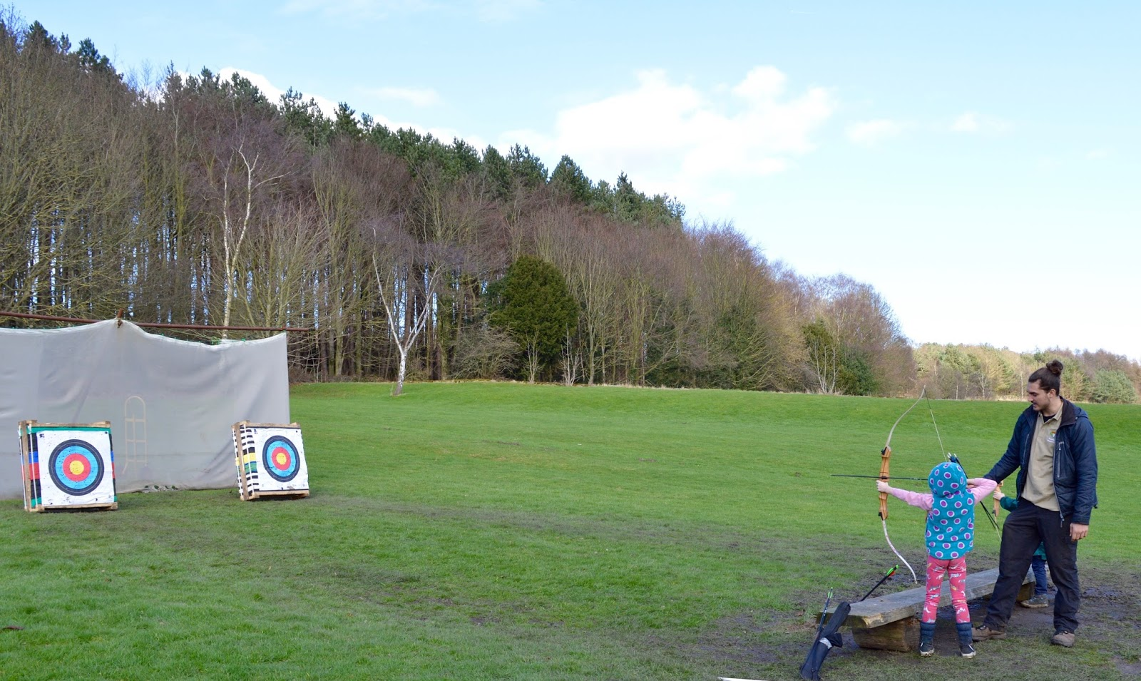 Beamish Wild | School Holiday Club & Activities in County Durham | North East England - kids archery