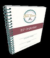 IEP Organizer for Parents