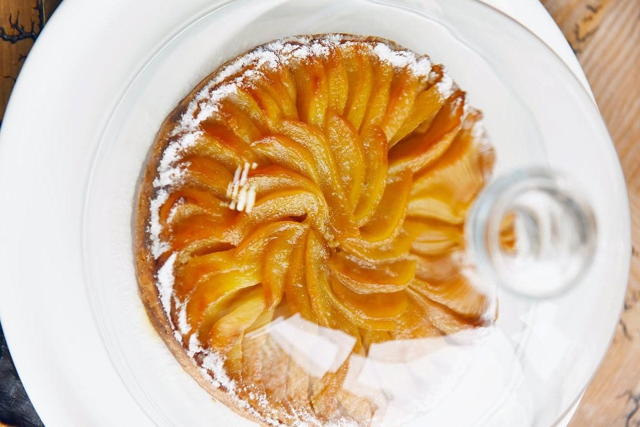 How to make basbousa with caramel