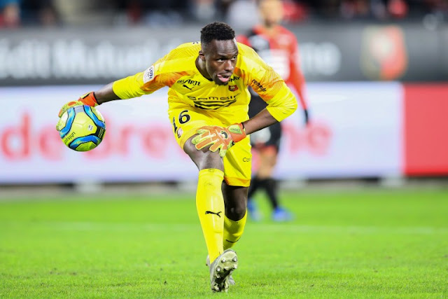 FOOTBALL - Stade Rennes SRFC Mercato: A € 8m Goalkeeper to replace Edouard Mendy