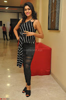 Akshida in Black Tank Top at Kalamandir Foundation 7th anniversary Celebrations ~  Actress Galleries 031.JPG