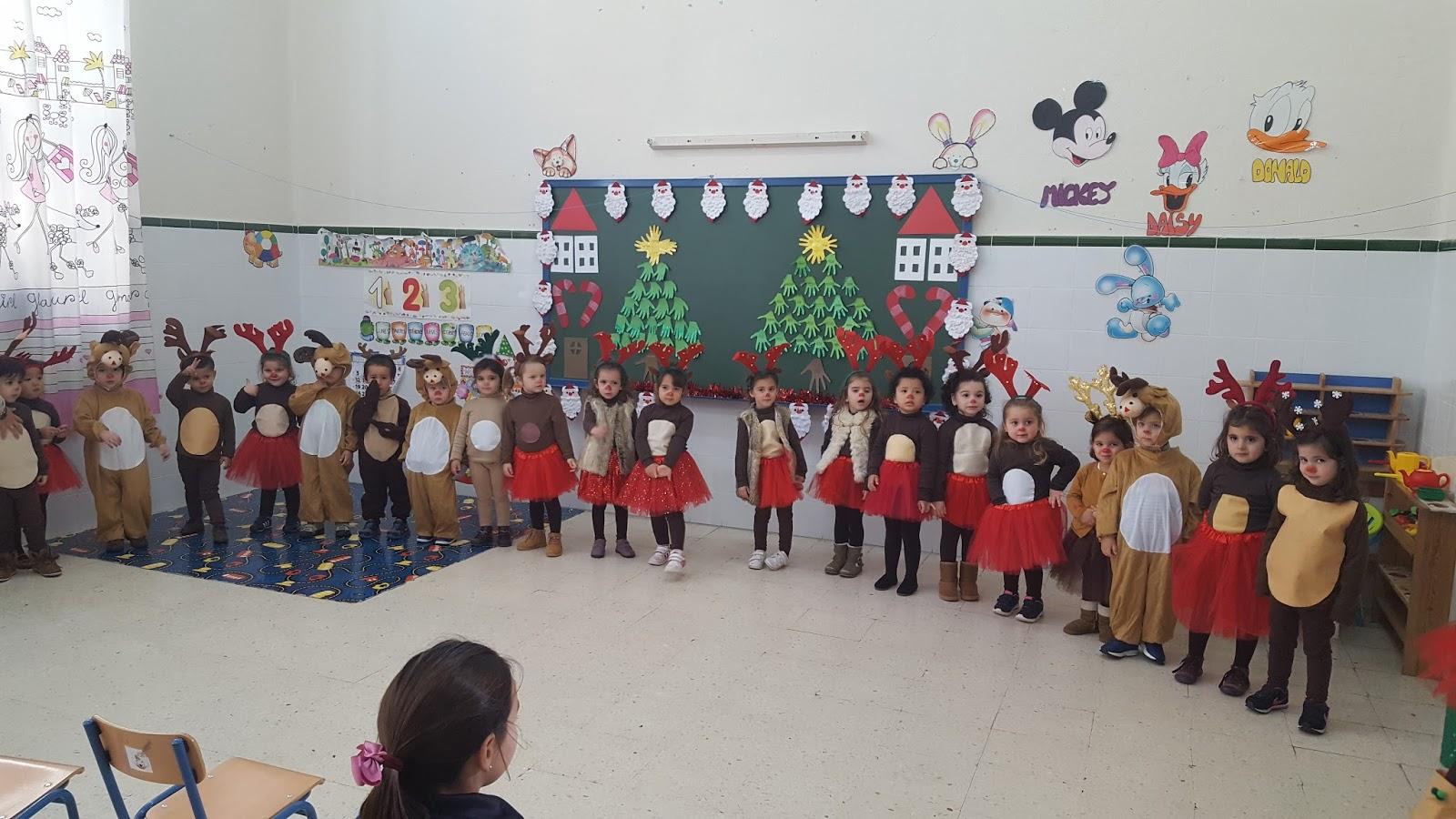 Actuacion navidad infantil 2016