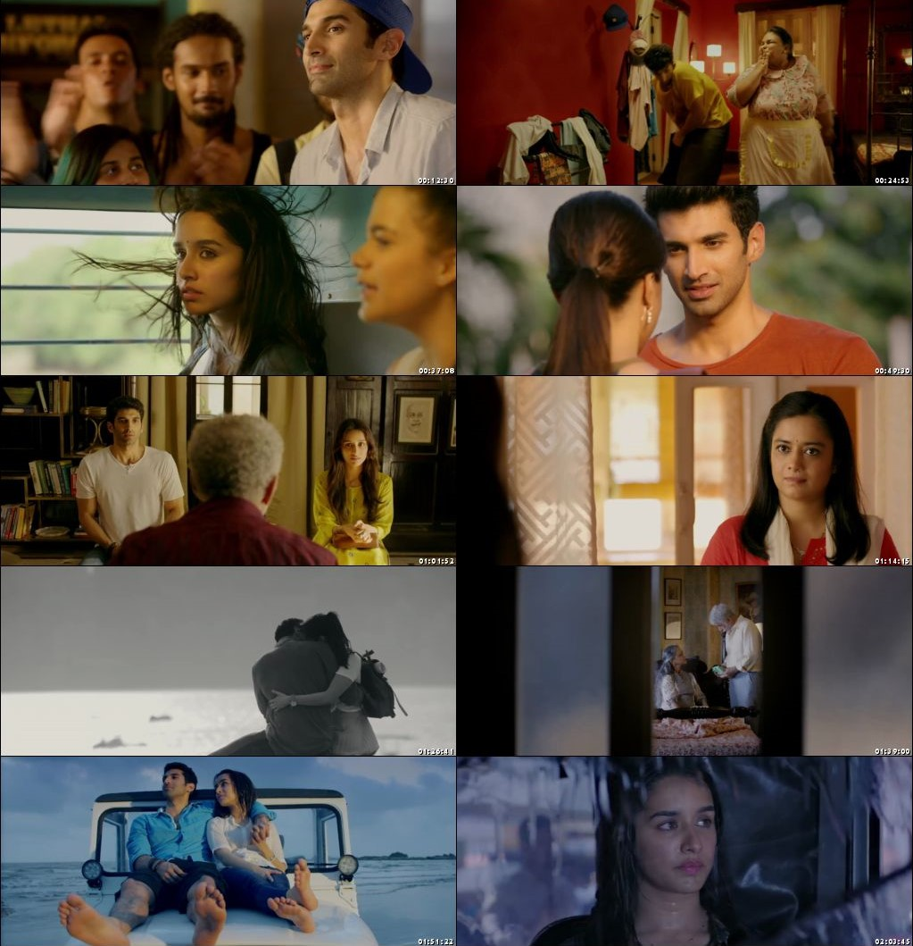 OK Jaanu 2017 Full Hindi Movie Online Watch