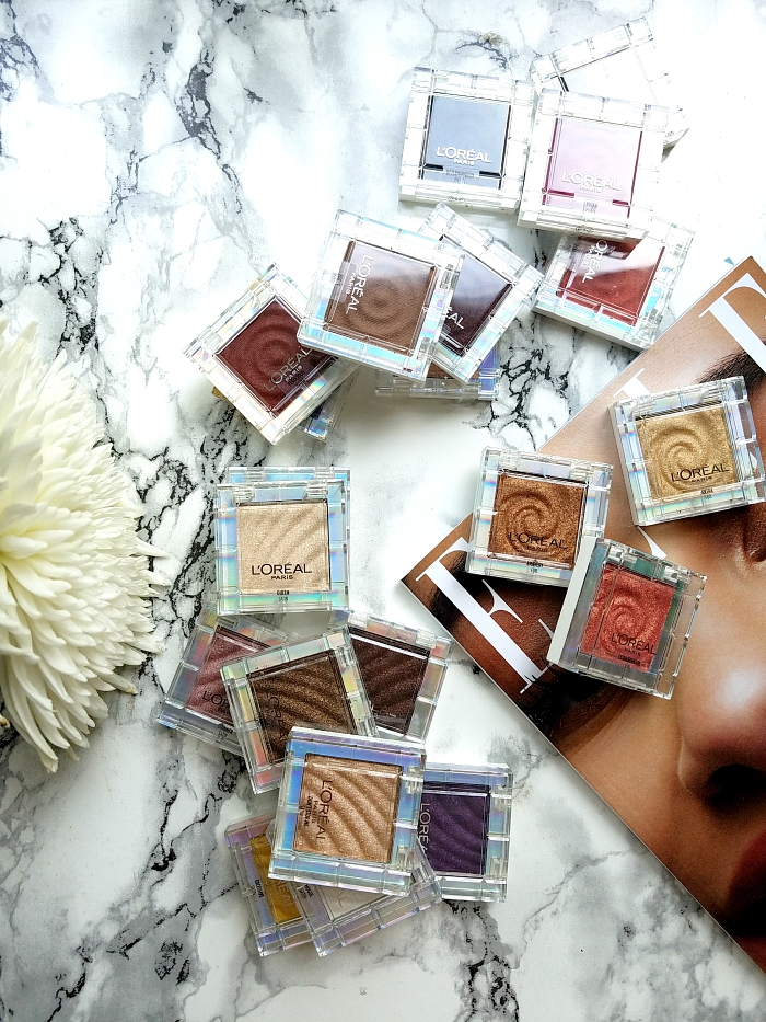 L´Oréal Paris - Color Queen Oil Mono Eyeshadow - Review & Swatches 1