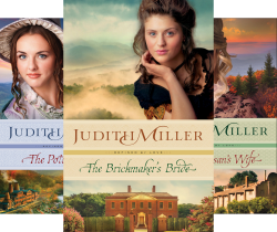 Refined by Love book series by Judith Miller - Books Reviewed on Review This