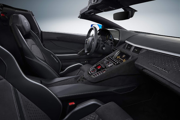Lamborghini Aventador Ultimae LP 780-4
