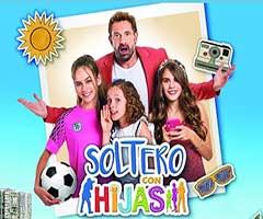 capítulo 50 - telenovela - soltero con hijas  - las estrellas