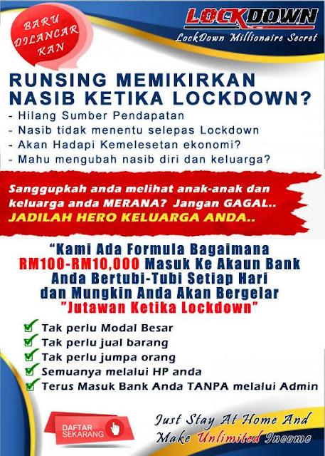 LockDown20 - Jana Income