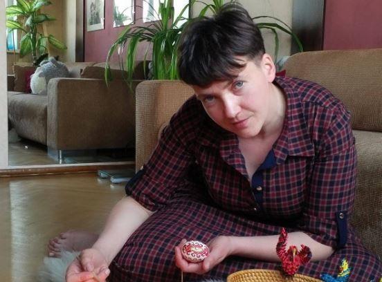 Віра Савченко анонсувала акцію на підтримку своєї сестри