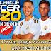 Download DLS 20 APK – DLS 20 Real Madrid Team Mod Money