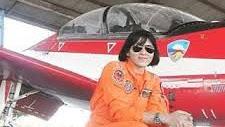 Letda Ajeng,  Wanita Pertama Penerbang Pesawat Tempur  TNI AU
