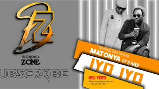 Download Audio | Matonya Ft G Nako – Iyoiyo