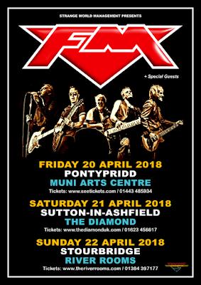 FM - April 2018 tour dates - poster