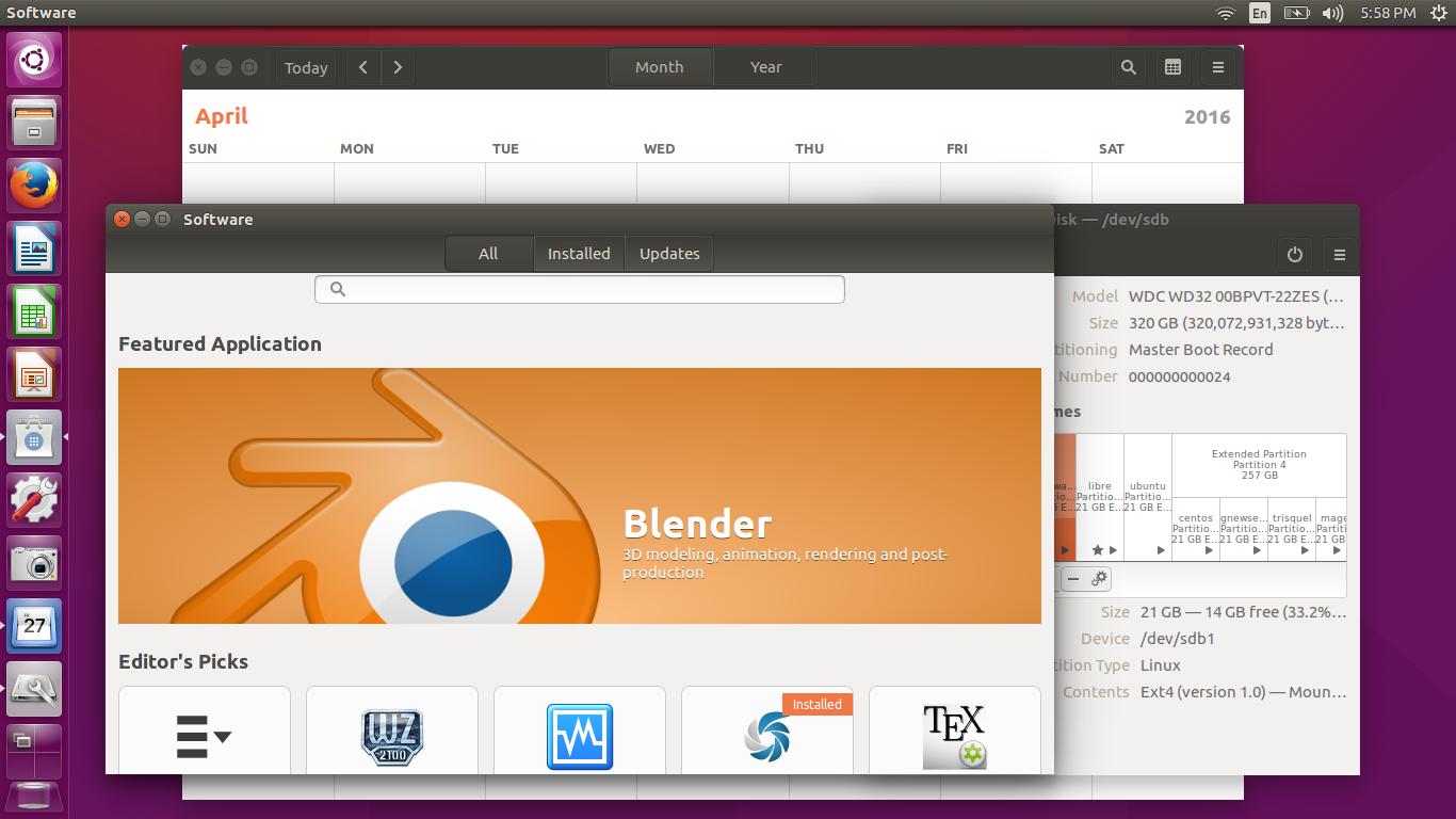 scaricare ubuntu 16.04