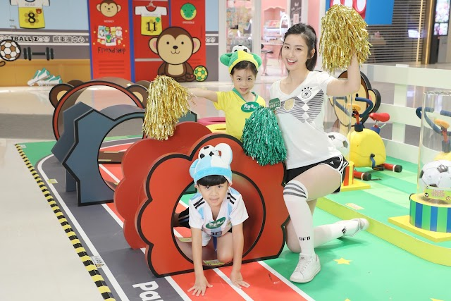 【世盃足球熱】暑假親子好去處 《將軍澳中心 x Football Zoo小小童足球訓練計劃》