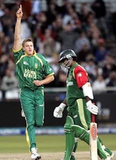 South Africa vs Bangladesh 12th Match ICC World T20 2007 Highlights
