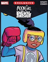 Moon Girl and Devil Dinosaur: Infinity Comic Primer