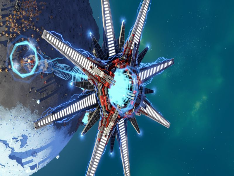 Download Planetary Annihilation TITANS Free Full Game For PC