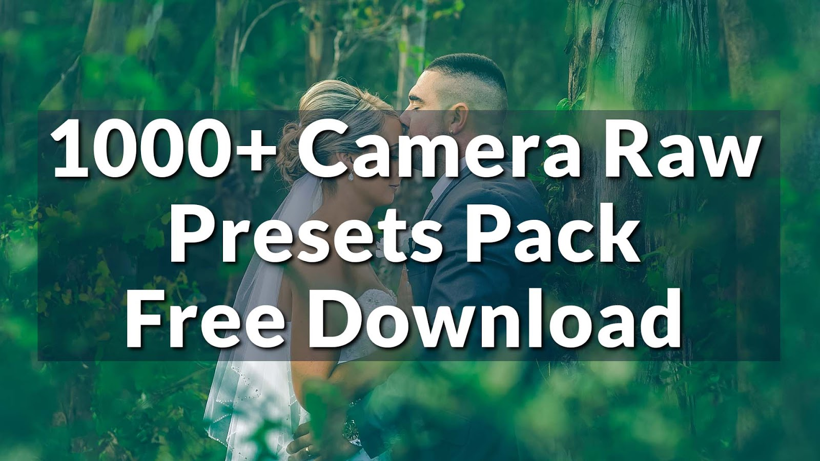 1000+Camera Raw Presets Pack Free Download