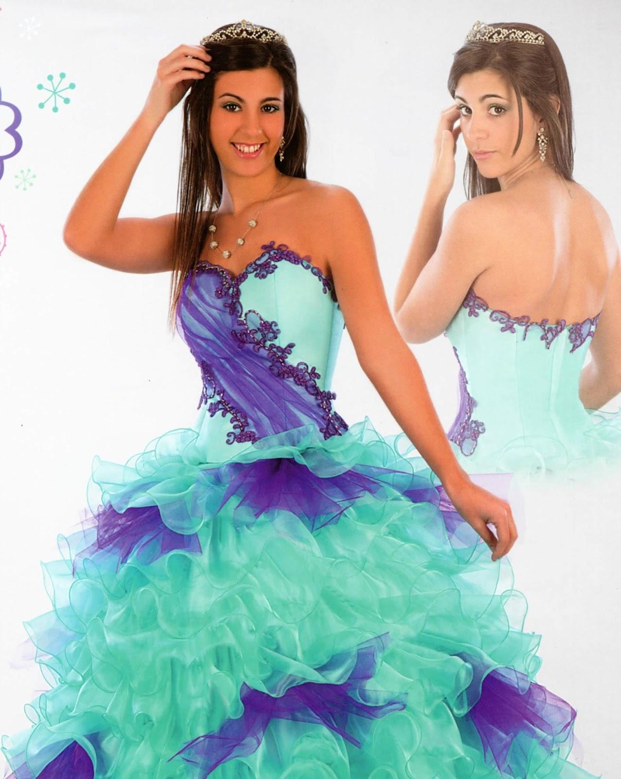 f5ec52b98 INOLVIDABLES 15  Cómo Elegir el Color del Vestido Según el Tono de ...