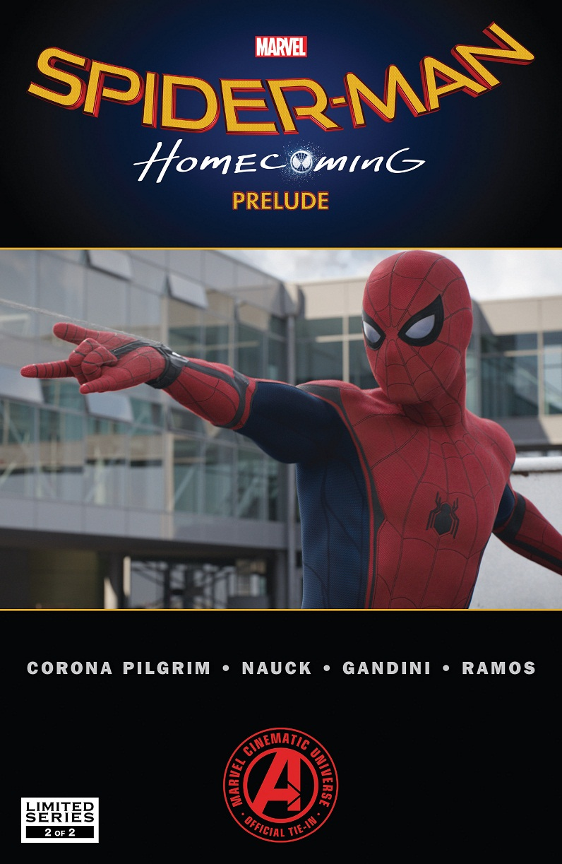 Comic Book Fan And Lover Spider-Man Homecoming, Preludio -4618