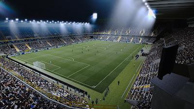 PES 2021 Stadium Jan Breydelstadion