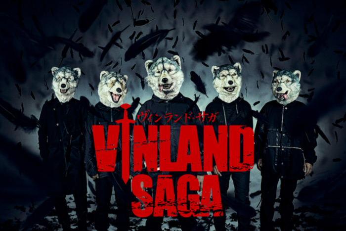 Man With A Mission - Vinland Saga anime opening
