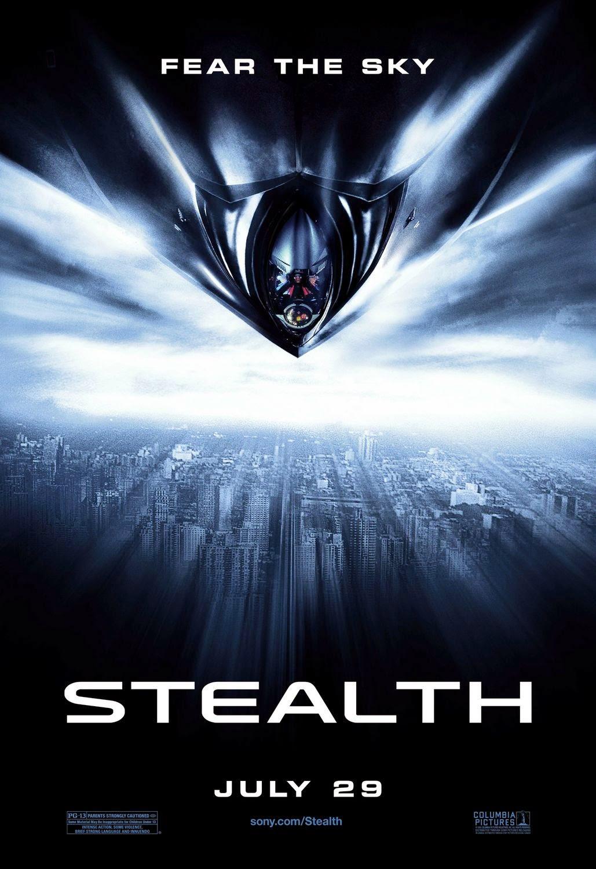 Stealth ฝูงบินมหากาฬถล่มโลก [HD][พากย์ไทย]