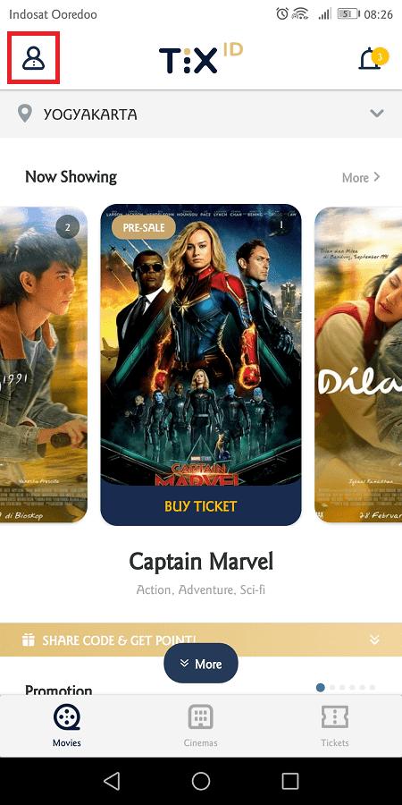 loyaltix adalah program milik tix id untuk nonton film lebih murah