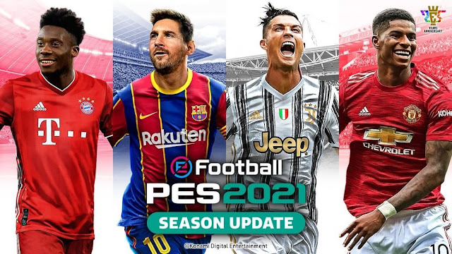 Download eFootball PES 2021 Full Repack