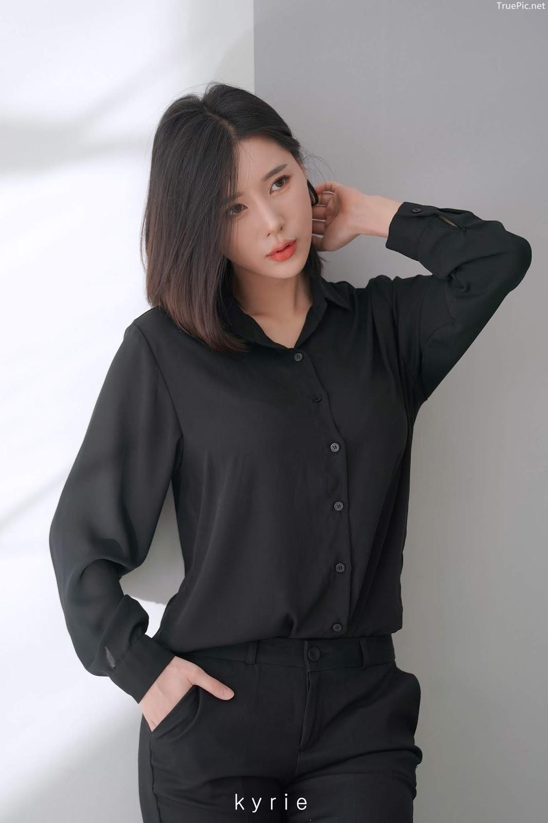 Korean racing queen - Song Ju Ah - Studio Photoshoot - Picture 5