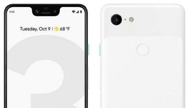 Google Pixel 3 xl review notch