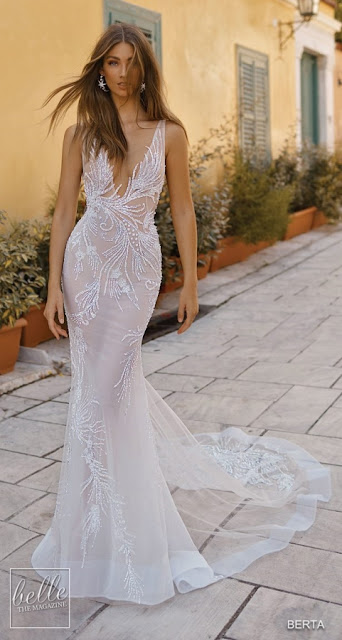 K'Mich Weddings - wedding planning - wedding dresses - Berta Fall Collection
