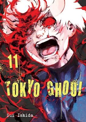 Sui Ishida - Tokyo Ghoul t.11