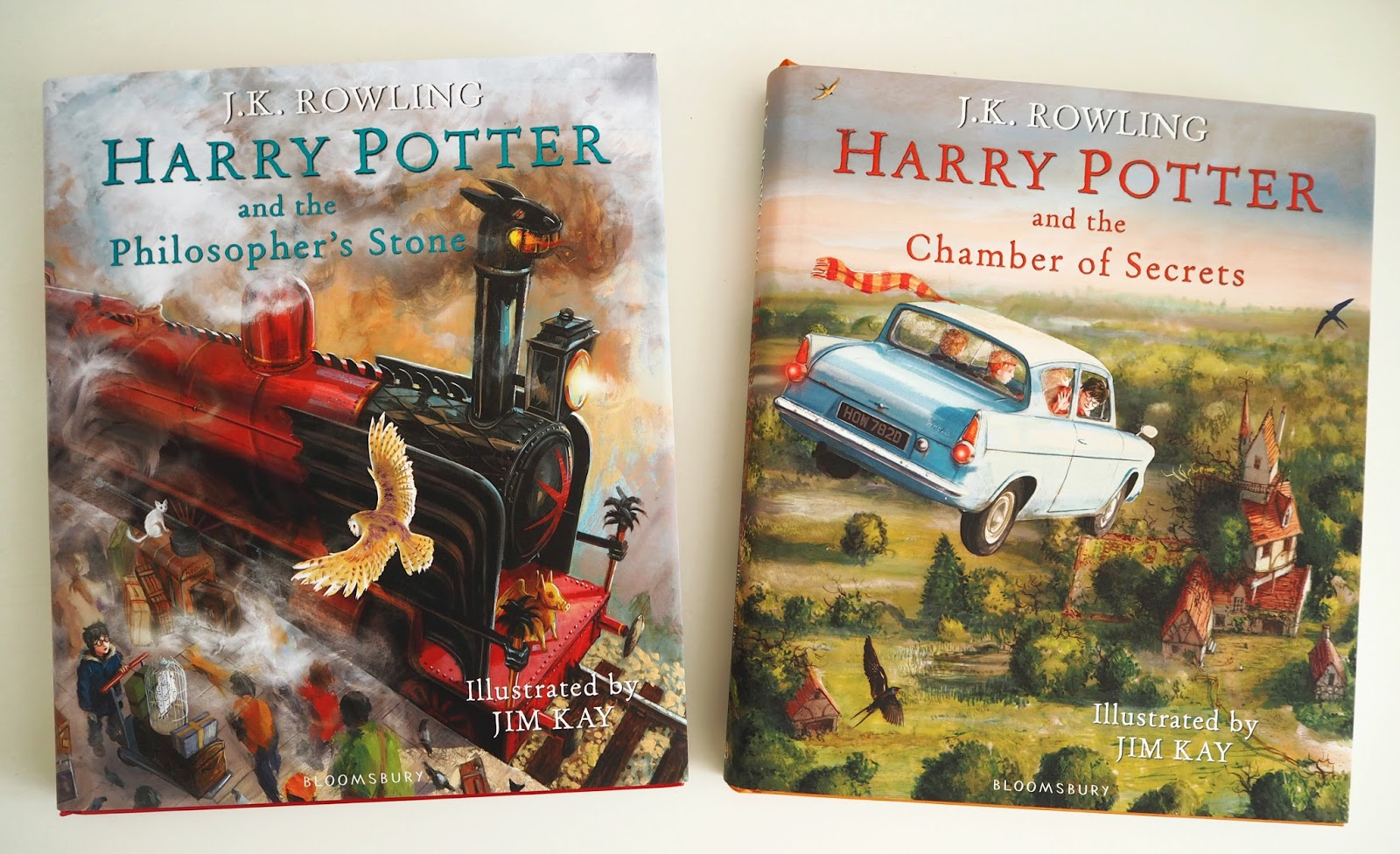 What I Got For Christmas 2016, Katie Kirk Loves, Harry Potter, Harry Potter Illustrated Books, Christmas Gifts, Christmas Presents, UK Blogger, Fashion Blogger, Beauty Blogger, Lifestyle Blogger, Present Haul