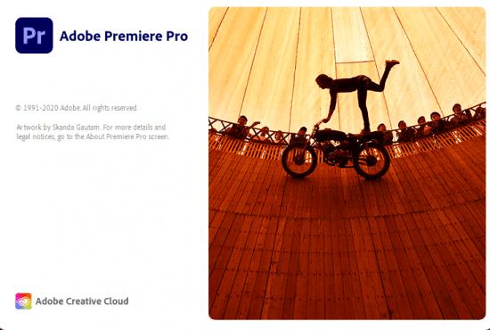 Adobe Premiere Pro 2020 v14.4.0.38 (x64) Pre-Cracked