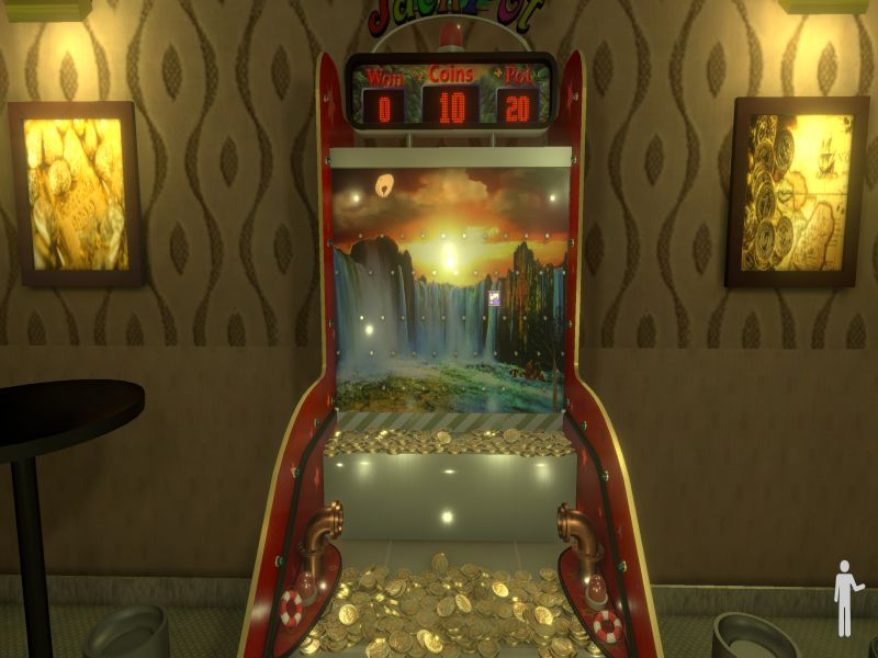 MoneyFalls Coin Pusher Simulator Highly Compressed Free Download