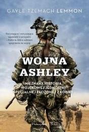 http://lubimyczytac.pl/ksiazka/4355441/wojna-ashley-nieznana-historia-wojskowej-jednostki-specjalnej-zlozonej-z-kobiet