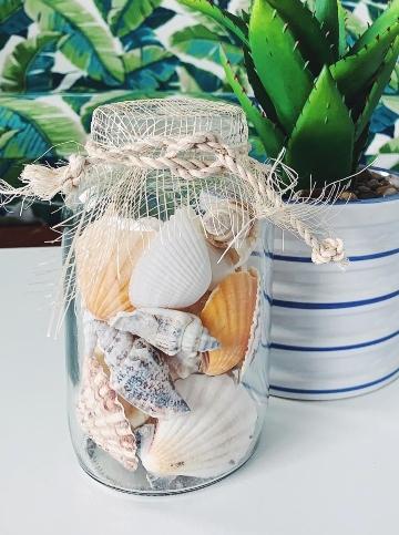 Beach Jar Ideas