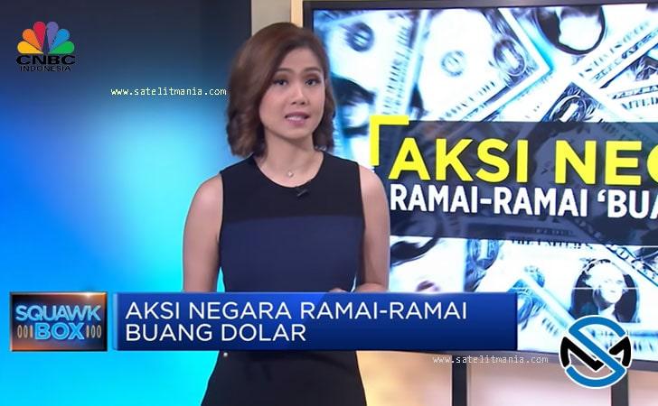 Inilah Frekuensi Terbaru Channel CNBC Indonesia di Satelit