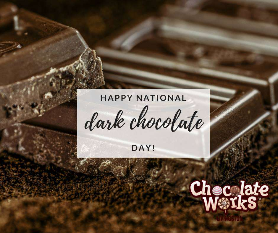 National Dark Chocolate Day Wishes Images