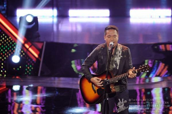Miro Valera sings 'Ticket To Ride' on 'The Voice of the Philippines' Season 2