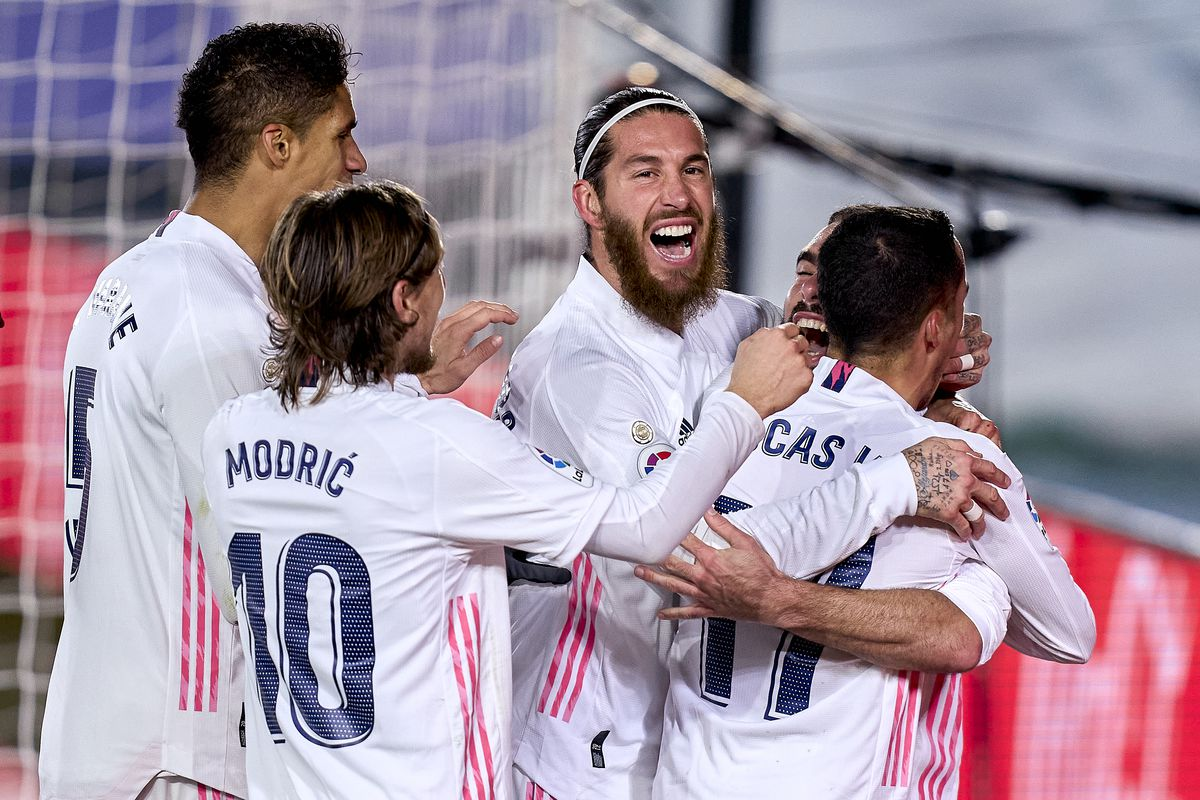 Champions Real Madrid have got back to winning ways in recent weeks