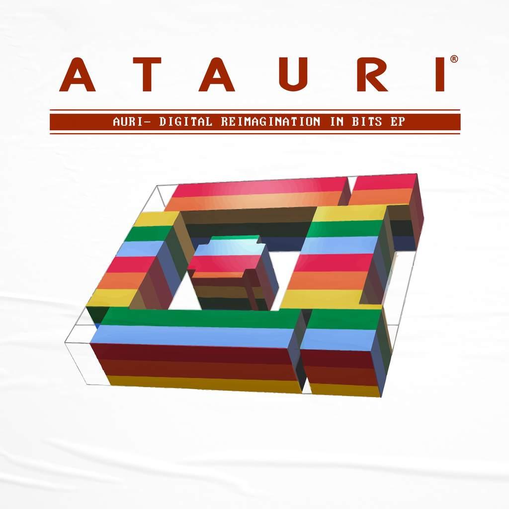 """: """"Atauri"""" é um EP que, inspirado por trilhas de videogames e filmes, transforma as canções em versões eletrônicas instrumentais."""