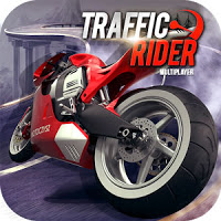 Download Game Unduh Traffic Rider v1.1.2 MOD Apk Unlimited Money Terbaru 2016