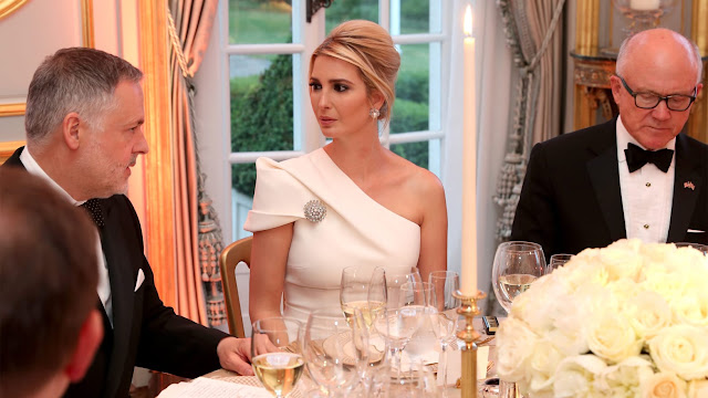 Ivanka has emerged the most egregious clout chaser in a family that seemingly