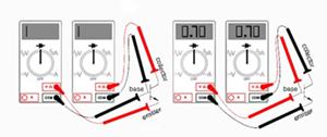 كيفية معرفة الترانزستور التالف