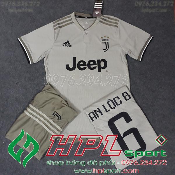 Mẫu Font in áo bóng đá đẹp HPL - 04